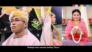 Vishorjit & Sunanda wedding Teaser