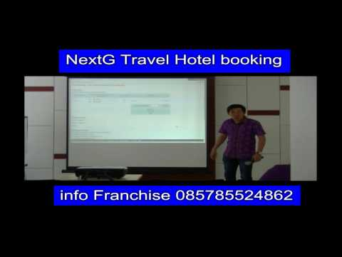 Cara Booking Hotel NextG Travel 085785524862