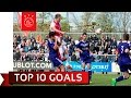 TOP 10 GOALS - ABN AMRO Future Cup 2017