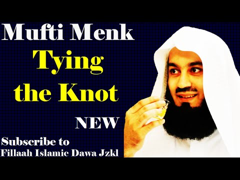 Tying the Knot ~ Mufti Ismail Menk | Sri Lanka Tour  07 Dec 2014!!!