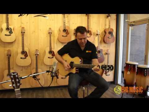 Fender CD-140SCE v Yamaha APX500III v Fender Hellcat | Product Shootout