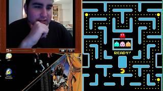 Jugando Un Super Retro Clásico !! El Miss Pacman Y El Pacman Plus!!