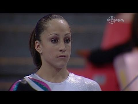 Jordyn Wieber scores highest on Uneven Bars - Universal Sports