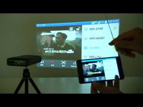ACCUPIX SmartPICO Wireless Android PICO Projector Review