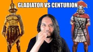 Centurion VS Gladiator? Historical Discussion (For Honor Inspired)