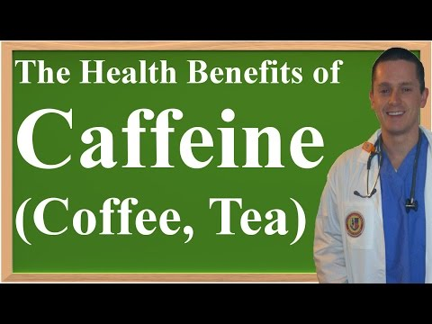 The Health Benefits of Caffeine