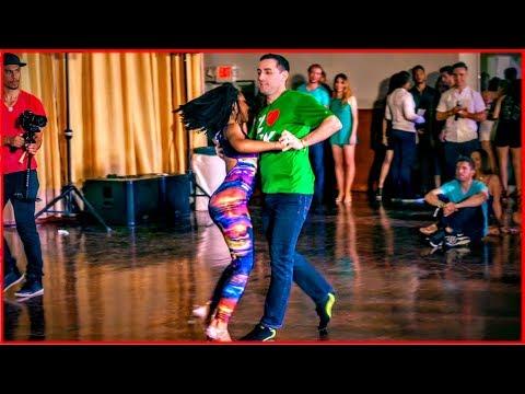 Eddie Bonnell & Firefly & Sarah Zuccaro & Brad Meccia - Zouk Dance - I'M ZOUK 2017