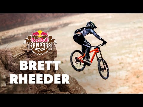 Brett Rheeder's 5th Place POV Run - Red Bull Rampage 2014