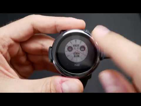 Xiaomi Amazfit Smartwatch - Installing Custom Watchfaces (EASY)