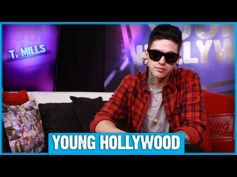T. Mills on Tattoos, Crazy Fans, & Coffee!