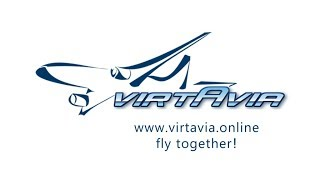 VIRTAVIA live - XP11 - Active Sky XP - Первый взгляд