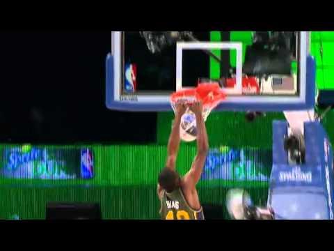 NBA All Star 2012 Slam dunk гайхалтай болж өнгөрлөө.