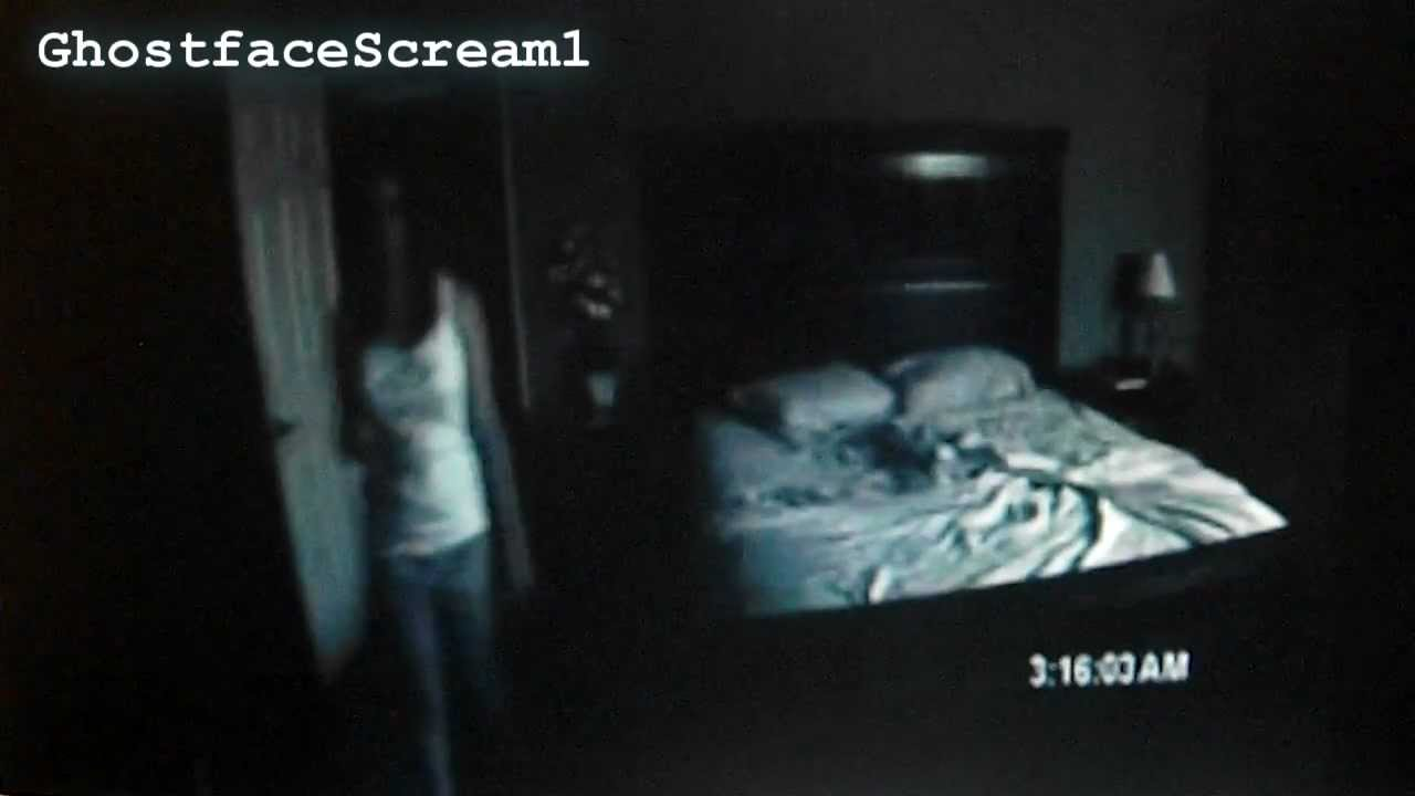 Paranormal Activity Alternate Ending - The Throat (HD & TS