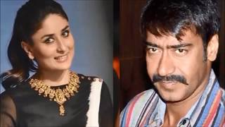 The Truth of Shooting with Ajay Devgan and Kareena Kapoor, First Films