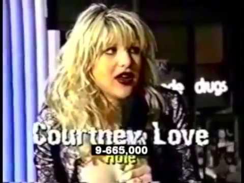 Courtney Love vs Madonna MTV VMAS 1995 FULL UNEDITED