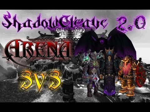 Mists of Pandaria Death Knight PvP: Shadow Cleave vs 2300 KFC