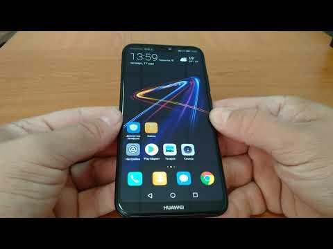 Huawei P20 Lite 4/64GB Midnight Black Честный отзыв