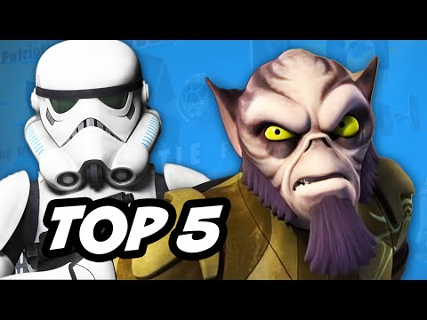 Star Wars Rebels Episode 3 Review and Easter Eggs