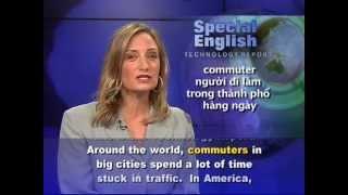 Anh ngữ đặc biệt: Traffic Technology