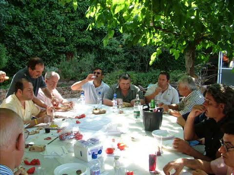 Palomas mensajeras Barcelona y Derby Agrupación 2005