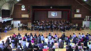 Celebration For Winds And Percussion  新潟市立新通小学校
