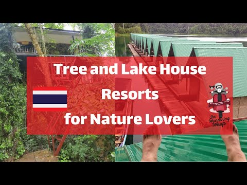 Singapore to Thailand on Vespa Scooter Part 3: Khao Sok National Park