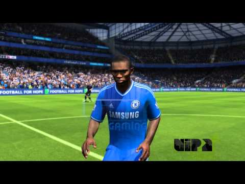 FIFA 14   Chelsea player faces