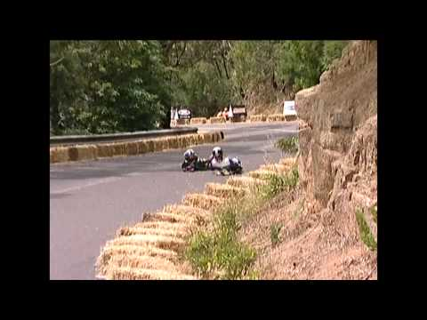 World Extreme Games 2000 - Street Luge - Part 2 - Duel Semifinals and Finals