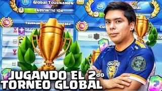 🔴Jugando el Segundo Torneo Mundial🔥 En Busca del Top💪🏻   Clash Royale
