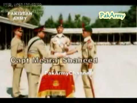 tujhe bhool jana jana mumkin nahe song to PakistanArmy By Abdul...