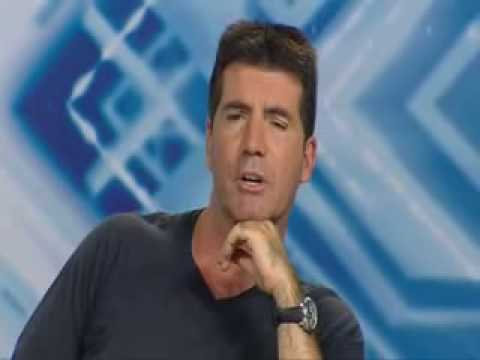 X factor - crazy girl