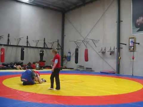 First Melbourne Sport Sambo Open 2013 Part 6 Image 1