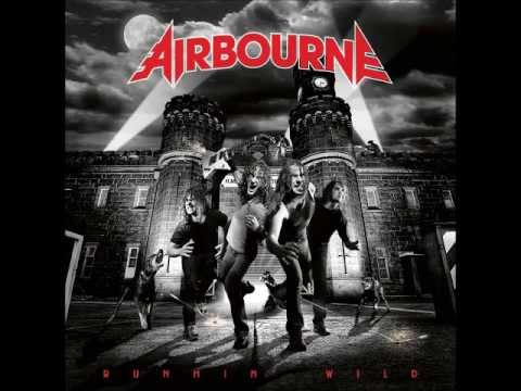Airbourne - Stand And Deliver