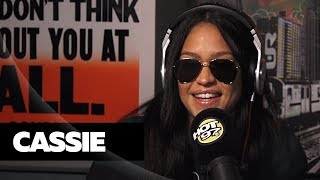 Cassie On Marriage, Dealing w/ Rumors & Short Film