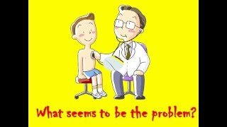 LEARN ENGLISH - health problems