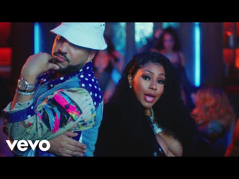 FRENCH MONTANA & CITY GIRLS - Wiggle It