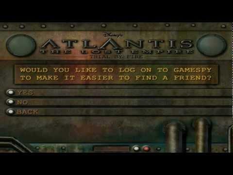 Atlantis Trial by Fire 1