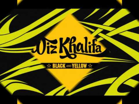 wiz khalifa black and yellow clean cleanest version youtube. Black Bedroom Furniture Sets. Home Design Ideas
