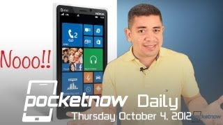 Nokia's Lumia 920 Obituary, Windows 8 and Windows Phone 8 Launch Dates & More - Pocketnow Daily