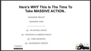 Online Arbitrage END GOAL & Ultimate ANNUAL PLAN |  | Online Arbitrage Mastery 3.0 Masterclass (4)