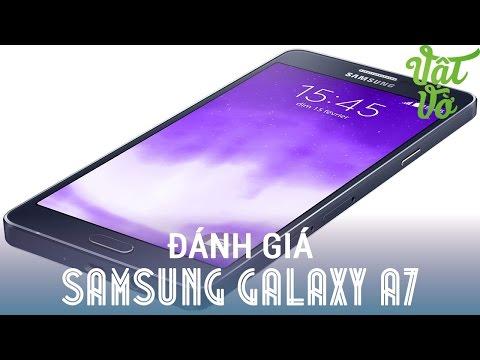 [Review dạo] Đánh giá chi tiết Samsung Galaxy A7 - chiếc phablet thời trang