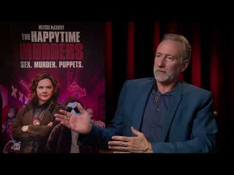 Brian Henson Talks Getting R-Rated With Puppets In 'The Happytime Murders'