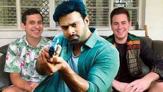 SAAHO Teaser Trailer - American Reaction!