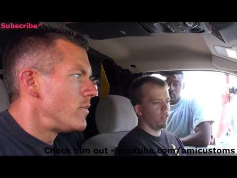 MEET THE BLACK NASTY!  6 AQ 15s ON 4 AQ 3500s! - WAKE THE DEAD 2012