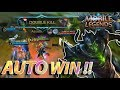 SPAM ARGUS DIJAMIN AUTO WIN !! - Mobile Legends Indonesia MP3