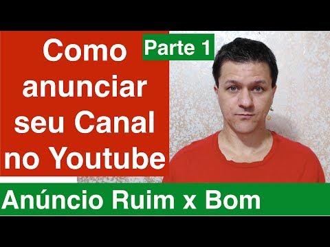 Como fazer um bom anúncio para divulgar seu canal no Youtube! Dicas para despertar o interesse. thumbnail