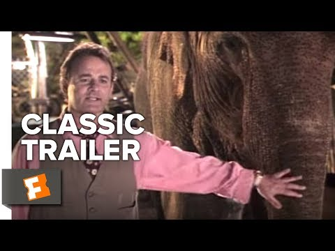 Larger Than Life Official Trailer #1 - Bill Murray Movie (1996...