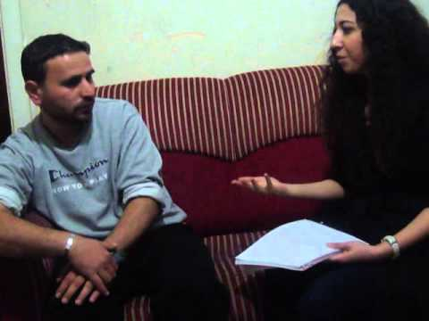 interview with Syrian people