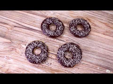 Cookies façon donuts