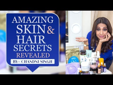 Skin And Hair SECRETS REVEALED   Beauty Secrets   Hair and Skin Care Routine   Affordable Products